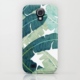 Tropical oasis iPhone Case