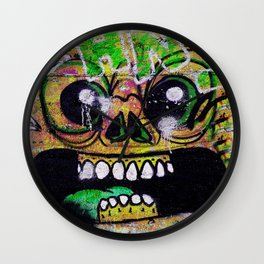 MONSTRE Wall Clock