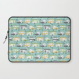 Happy Campers Laptop Sleeve