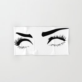 eyez on the prize Hand & Bath Towel