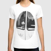 car T-shirts featuring car by mayrarosito