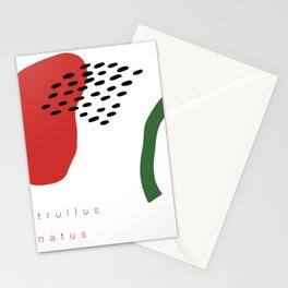 Watermelon: Deconstructed Stationery Cards