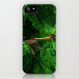 Leaves V8WL iPhone Case