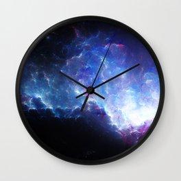 PlasmaNova Wall Clock