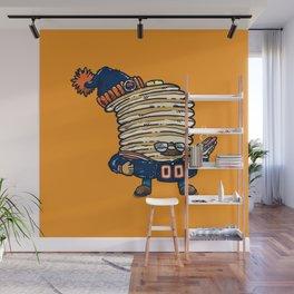 Da Pancakes Wall Mural