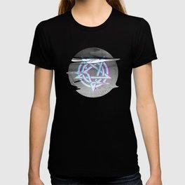Pentagram Glitch T-shirt