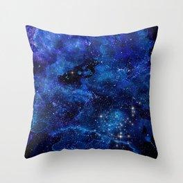 Exploring the Universe 25 Throw Pillow