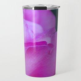 Pink Tulip 2 Travel Mug