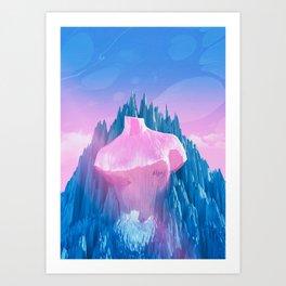Mount Venus Kunstdrucke