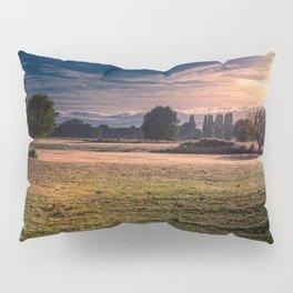 Sunrise Over The Reserve Pillow Sham