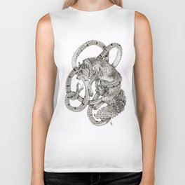 Stressed Out Biker Tank