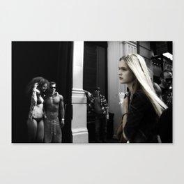 Fleeting Moments Canvas Print