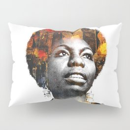Nina Simone Pillow Sham