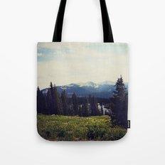 Lake Irwin Tote Bag