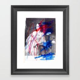 Strike 14 Framed Art Print
