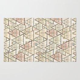 Pattern Houses Rug