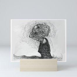 Jetlag Mini Art Print