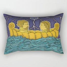 The Ark Rectangular Pillow