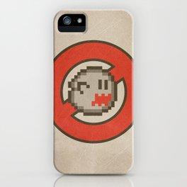 Ghostbuster 16-bit iPhone Case