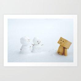 Friendship Art Print