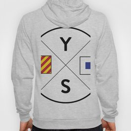 Young Salts Logo - Color Hoody