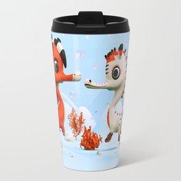 Sea Love Travel Mug