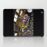 batgirl iPad Cases featuring Batgirl  by Juliano Sousa