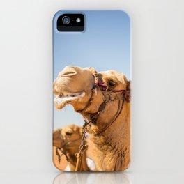 Spit it Out iPhone Case
