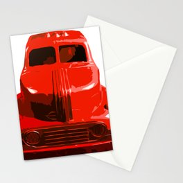 The Bad Trucko Stationery Cards