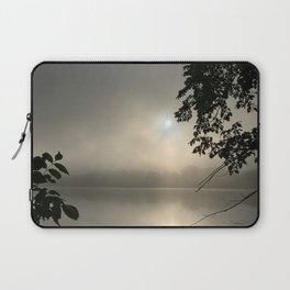 Early Morning Ghosts Laptop Sleeve