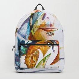 Merging Face Backpack