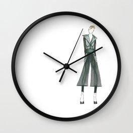 Blazer Babe Wall Clock