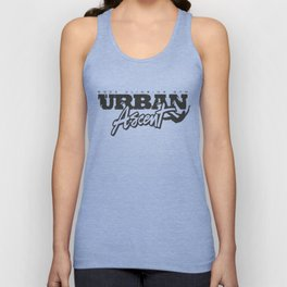 Urban Ascent Unisex Tank Top