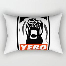 YEBO WARRIOR Rectangular Pillow