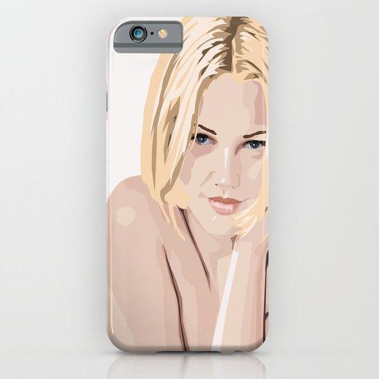 Drew Barrymore iPhone & iPod Case