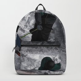 Mountain Air  - Skier Backpack