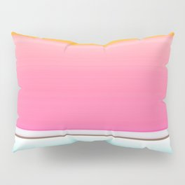 Going for the Kiss Pillow Sham