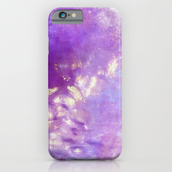 abstract in purple iPhone & iPod Case