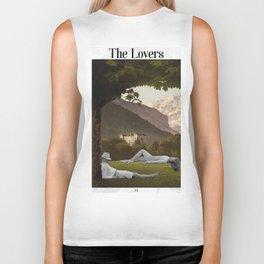 The Lovers Biker Tank