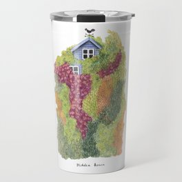 Hidden house Travel Mug
