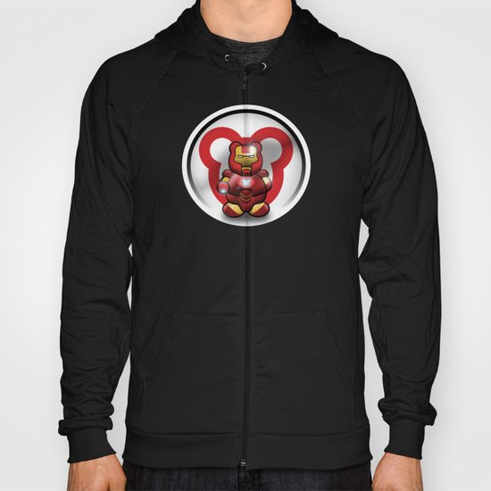Super Bears - the Invincible One Hoody