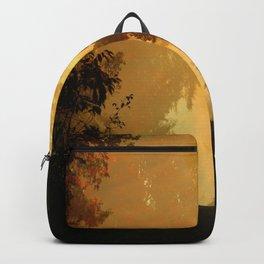 Into the Light, Landscape Art Backpack