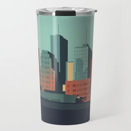 Urban Wildlife - Swordfish Travel Mug
