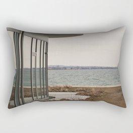 Lighthouse #3 Rectangular Pillow