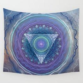 Ajna Third Eye Chakra Wall Tapestry