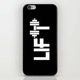 Lift iPhone Skin