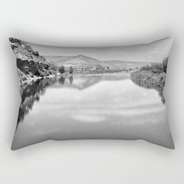 View From The Bridge Rectangular Pillow