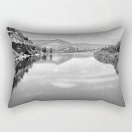 View From The Bridge Rectangular Pillow