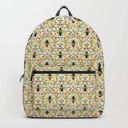 Bee Garden - Cream Backpack