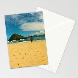 Mokulua Island / Lanikai Stationery Cards